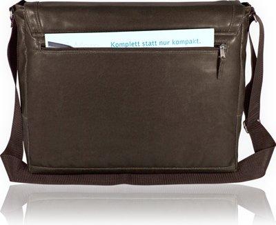 Daniel Ray Laptoptasche GRANTS brown