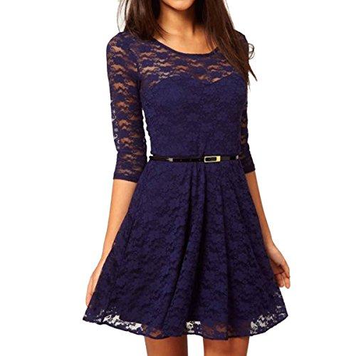 Buy belted empire waist dress - 2