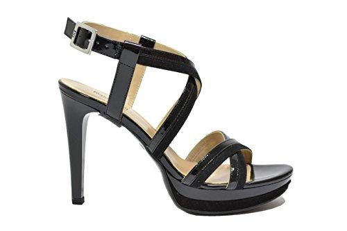 Nero Giardini - Sandalias de vestir para mujer negro negro