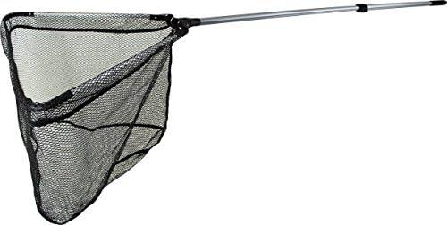 Storfisk fishing & more Gummierter Teleskopkescher Angelkescher Unterfangkescher Aluminium
