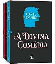 Box Trilogia A Divina Comédia Capa Dura - Edição Comemorativa Com Marcador de Página