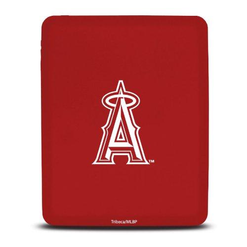 MLB Los Angeles Angels Varsity Jacket Silicone Shield for Apple iPad (Jackets Varsity Mlb)