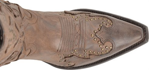 Sonora Womens Sn1047 Riley Dark Wine Western Laars