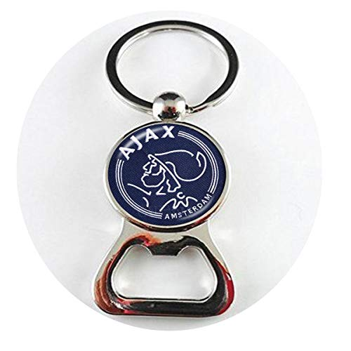 Football Club 25mm Glass Cabochon Necklace Ajax PSV Football Leagues Logo Soccer Club Pendant 1 Bottle openers Literary Jewelry
