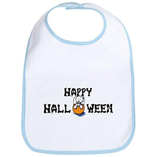 CafePress - Happy Halloween WESTIE Bib - Cute