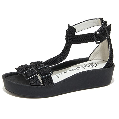 Sandals Europa Sandalo Nero Sandali Women Donna Jeffrey Nero Campbell 8776N WBtwqnn60