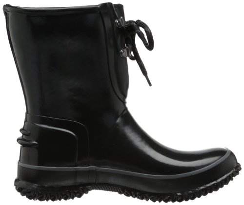 Myrer Kvinners Urban Bonde To Eye Solid Regn Boot Sort