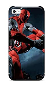TkbsrFH8408ZGacv Benailey Awesome Case Cover Compatible With Iphone 5c - Deadpool