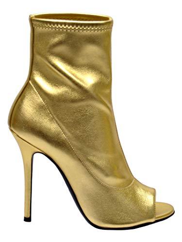 Or Giuseppe Design I870029001 Cuir Femme Zanotti Bottines 6R1qHBP