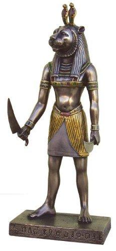 8.5 Egyptian Sekhmet Sculpture Sehkmet Ancient Egypt God Statue Lion Warrior
