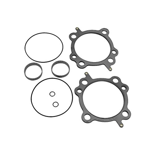 S&S 97 in. and 106 in. Big Bore Gasket Kit for Harley Davidson 1999-2013 Twin C