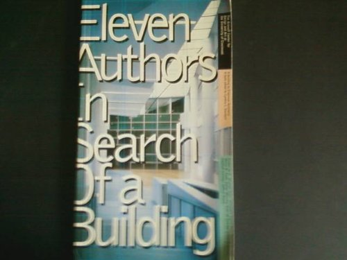 Eleven Authors in Search of a Building: Aronoff Center for Design and Art at the University of Cincinnati (Center Aronoff)