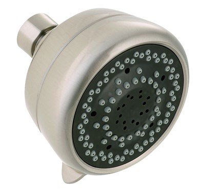 Delta 75760SN 7 Setting Showerhead, Brushed Nickel (Shower Brushed Head Delta Nickel)