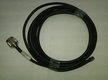 30 m Cable de extensión antena Wi-Fi RP-SMA macho a N macho