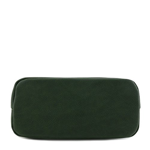Zip Pocket Bag Crossbody Versatile Double Olive d5Uavqdxw