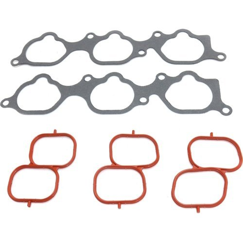 - Intake Manifold Gasket for MAZDA Mazda MPV 02-06 SET Lower and Upper 6 Cyl 3.0L eng.