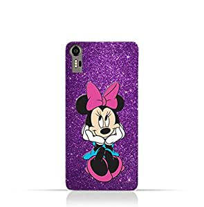 Lenovo Vibe Shot TPU Silicone Case with Minnie Mouse Lovely Smile Design