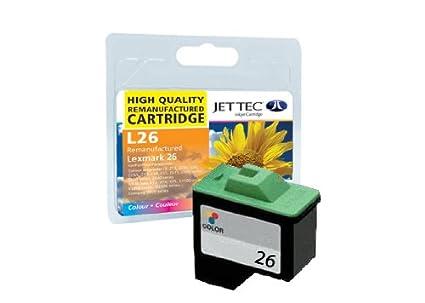 1 x Cartucho de tinta de alta capacidad para impresora Lexmark ...