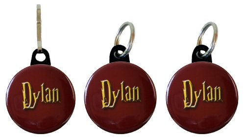 Henry the Buttonsmith Dylan Tags of Conclusion Set (3 piece)