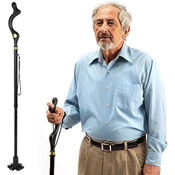 Amazon Com Campbell Posture Cane Foldable Walking Cane