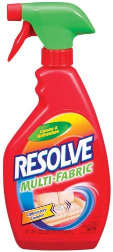 Resolve Carpet Multi-fabric Cleaner, 22 Ounce by Resolve
