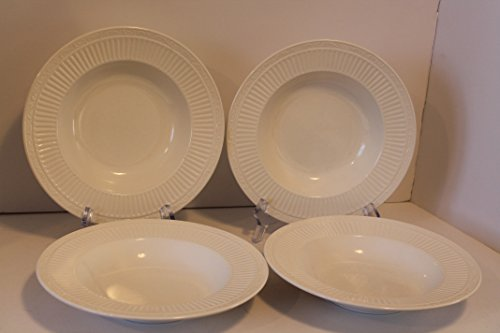 Mikasa Italian Countryside SET/4 Rimmed Soup Bowls 9 1/2