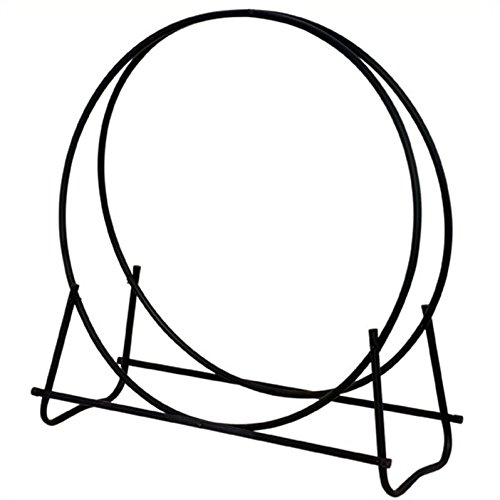 Diameter Hoop Log - Pemberly Row Black 40