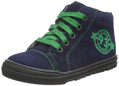 Richter Kinderschuhe Jungen Matic Sneakers, Blau (Atlantic 7200), 24 EU