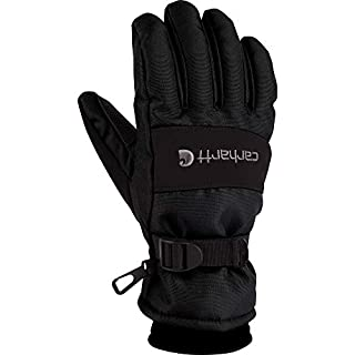Carhartt Men's W.p. Waterproof Insulated Work Glove, Black, XX-Large (B005I33PUQ) | Amazon price tracker / tracking, Amazon price history charts, Amazon price watches, Amazon price drop alerts