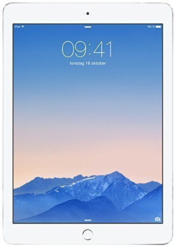 Apple iPad Air 2 9.7-Inch, 32GB Tablet (Space Gray) (Certified Refurbished) (Gray Space Wifi Air Ipad 32gb)