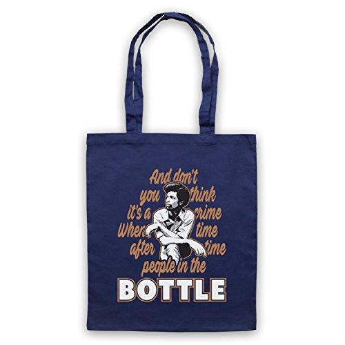 Heron Apparel Gil The Scott Inspired Inspire Bleu Par D'emballage Bottle Officieux Fonce Sac xOFgfXw