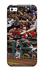 6363410K809597934 cincinnati reds MLB Sports & Colleges best iPhone 5c cases