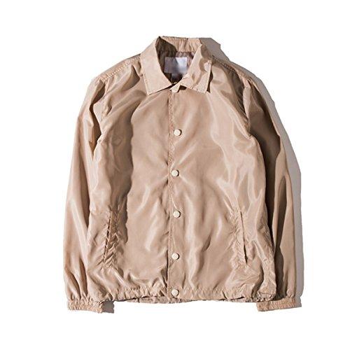 Jackets Summer Cm Retro Mutil Profitd Bomber Thin Men Coat Down Windbreaker Style Jackets Turn Slim Collar 6qwZ1dwx