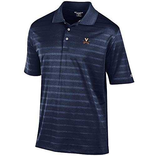 Elite Fan Shop Virginia Cavaliers Polo Navy - M