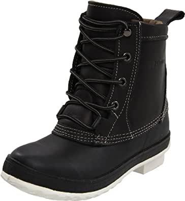 Amazon.com | Tretorn Women's Jossi Winter Boot, Black, 35
