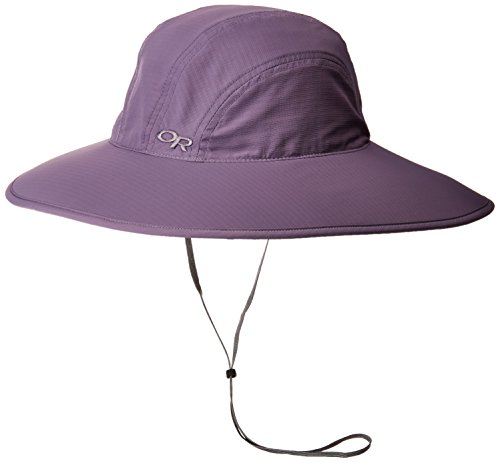Outdoor Research Women's Oasis Sun Sombrero Hat, Fig, Small