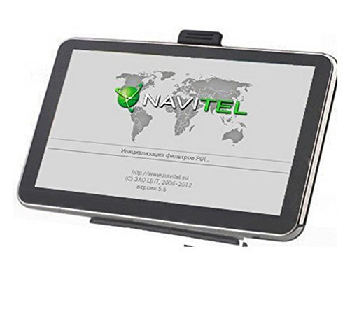 7 Inch truck GPS Navigation 8G HD look monitor having life time Maps and Traffic GPS System Accessories