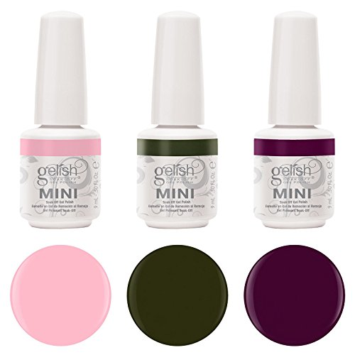 Gelish Harmony Complete Starter Led Gel Nail Polish Kit with 5 Additional Colors by Gelish (Image #2)
