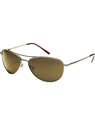 21a38067a5c Image Unavailable. Image not available for. Color  Suncloud Women s Patrol  Aviator Sunglasses ...