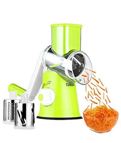 vegetable slicer green - 5
