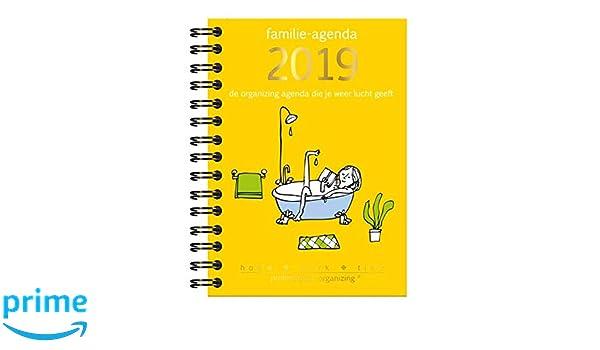 Familie-agenda 2019: de organizing agenda die je weer lucht ...