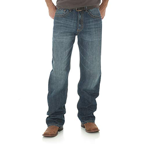 Wrangler Men's 20X Extreme Relaxed Fit Jean, Wells, 36x34