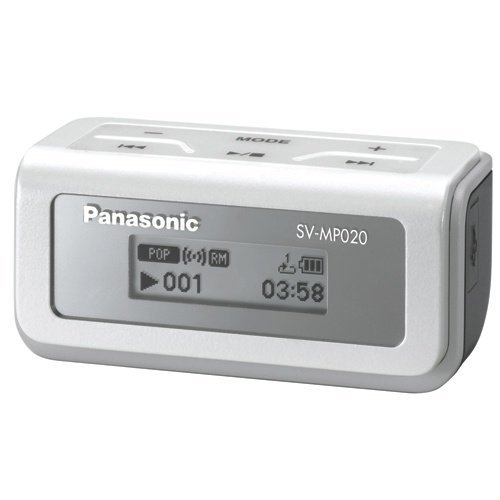 Panasonic SV-MP020 Digital Audio Player