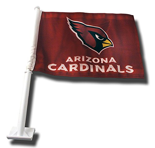 Arizona Cardinals Car Flag (Arizona Cardinals Banner Flag)