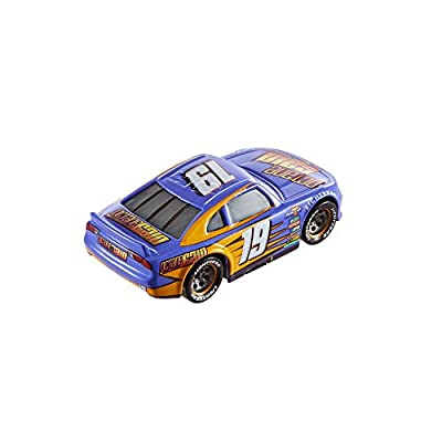 Disney Pixar Cars 3: Bobbie Swift Vehicle: Toys & Games