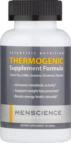 MenScience thermogénique Formula Supplément avancée