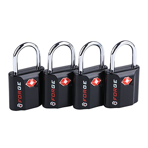 List of the Top 10 luggage padlocks with keys tsa approved you can buy in 2020