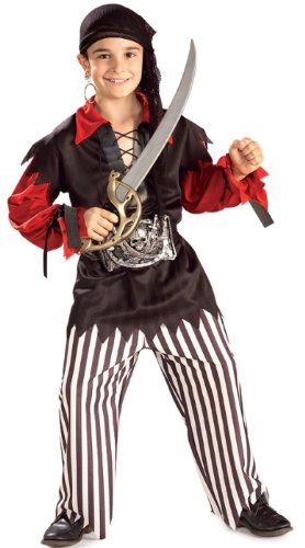 Kids Halloween Costumes Pirate Boy Childrens Outfit S Boys Small (3-4 years) -