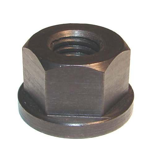 Morton Low Carbon Steel Flange Collar Nuts, Inch Size, 5/8-18 Thread Size by Morton (Image #1)