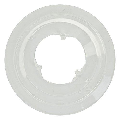 "SUNLITE Cassette Spoke Protector, 3"" ID 5.5"" OD, 36H, Clear"